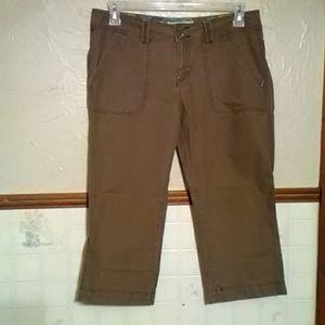 Aeropostale brown Capri pants size 11/12